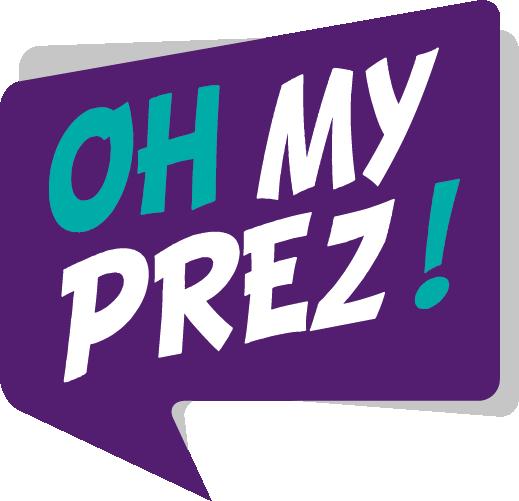 OhMyPrez logo